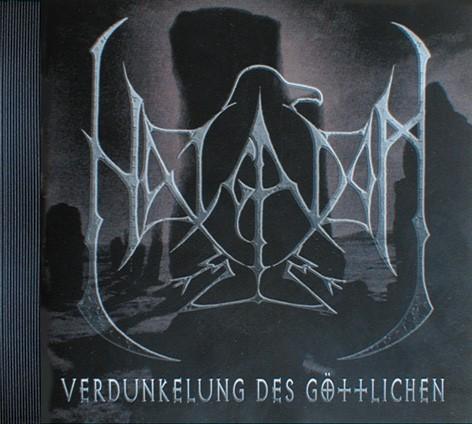 CD Halgadom - Verdunkelung des Göttlichen Neofolk Pagan Musik CDs