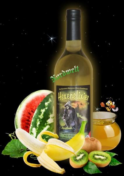 """Met (Honigwein) """"Witches elexier"""", 750mL bottle; 10,5% vol.,"""