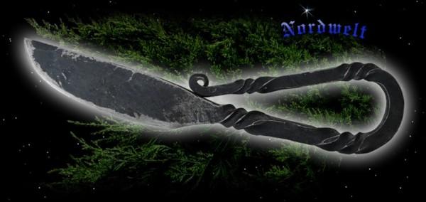 Damenmesser Eisenzeit germanisch keltisch historische Messer
