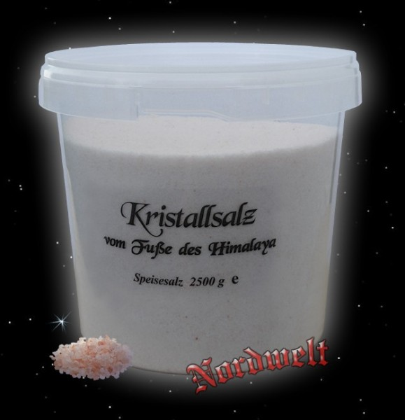 2500 g Himalaya Salz
