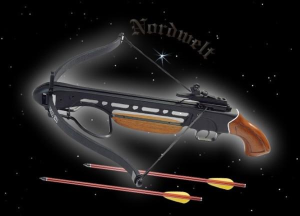 Armbrustpistole 150 lbs leistungsstark