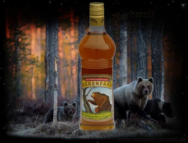 Bärenfang ostpreussischer Honig- Schnaps