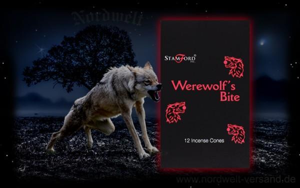 Werwolf Biss Werwolfbiss Räucherkegel