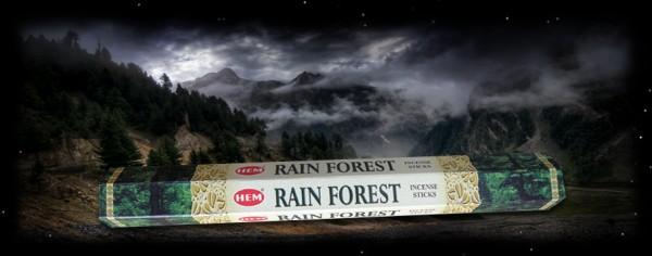 Räucherstäbchen Wald Regenwald Ham Rain Forest räuchern Räucherkegel und Zubehör