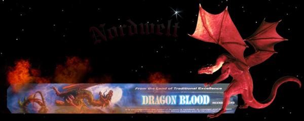 """Räucherstäbchen """"Drachen Blut"""""""