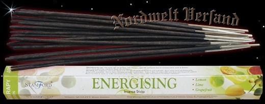 Räucherstäbchen Energie