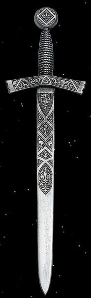 Mini Schwert Brieföffner Odal Rune