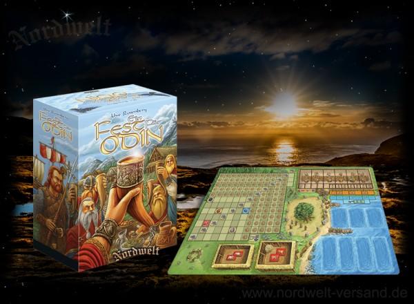 Ein Fest für Odin Brettspiel Wikinger