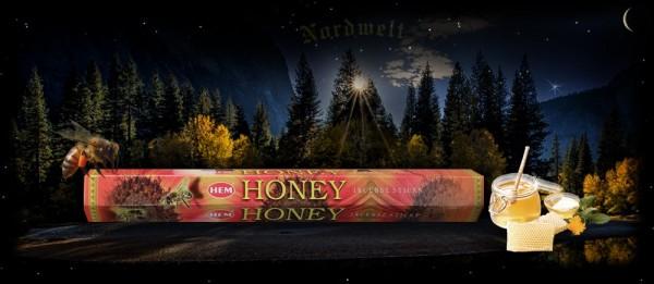 Honig Räucherstäbchen Hem Honey Räucher- Stäbchen
