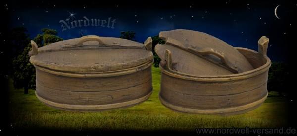 Wikinger Schale aus Skandinavien angefertigt aus Polyresin