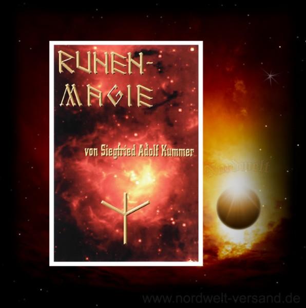 Runen- Magie Siegfried Kummer Buch 18er Armanen Futhark