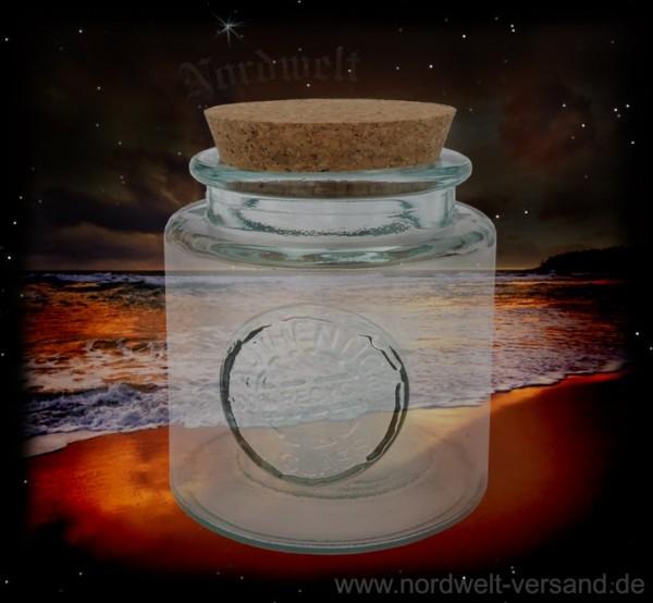 Vorratsglas mit Korken 250 ml