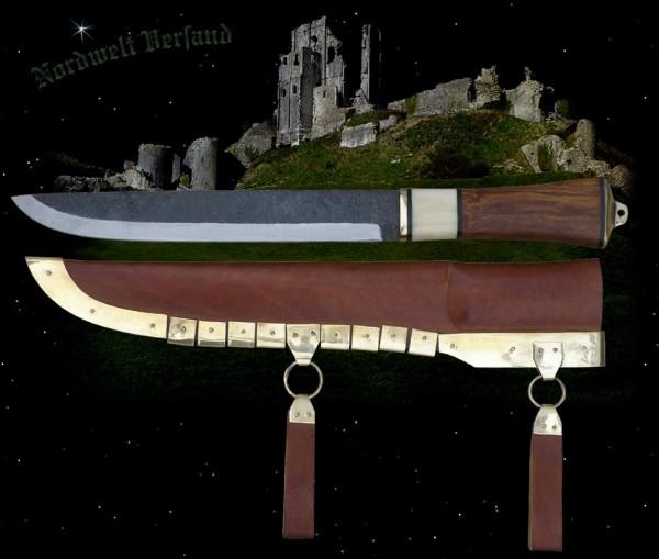 Wikingersax Gotland Historisches Wikingerzeitliches Wikinger Sax Messer