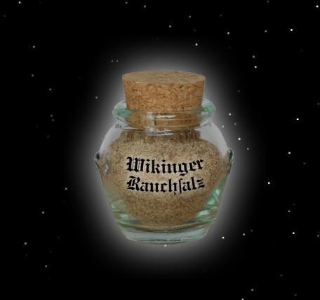Wikingersalz Salz geräuchert Wikinger Rauchsalz