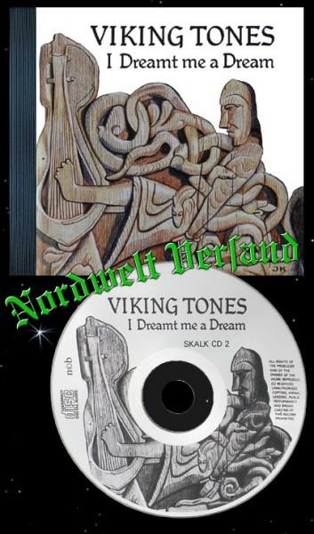 CD Viking Tones - I Dreamt me a Dream