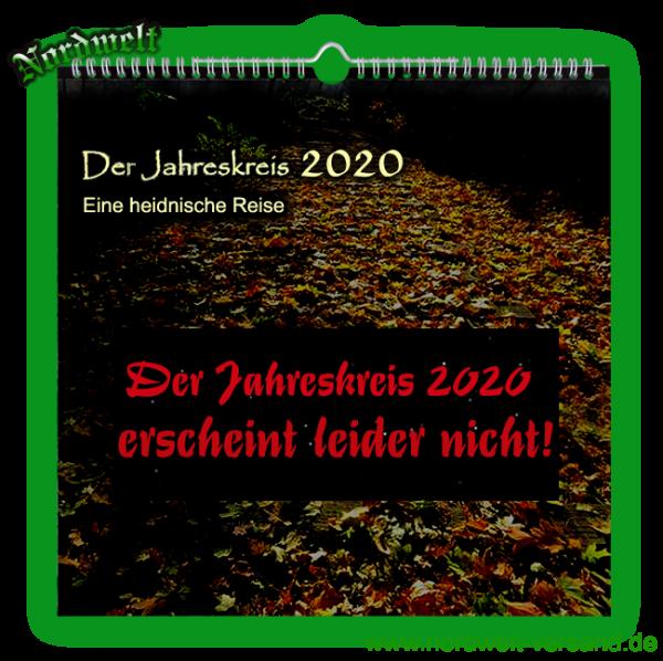 Kalender Der Jahreskreis 2020 Eine heidnische Reise erscheint nicht!