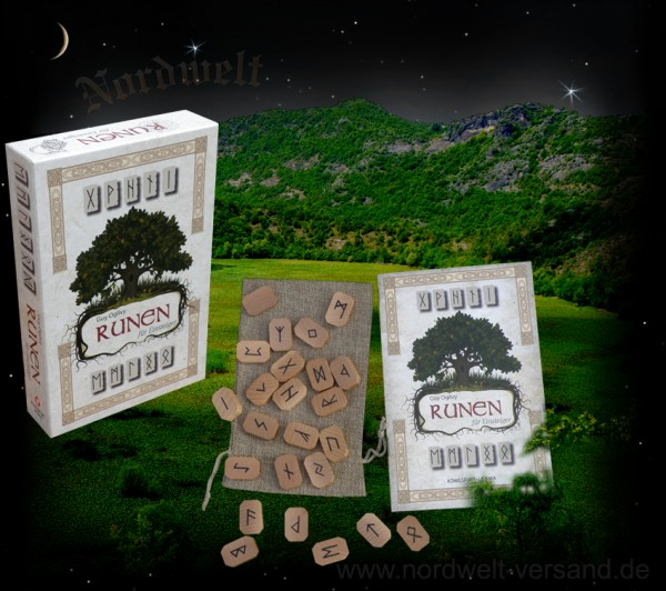 Runen für Einsteiger, mit Begleitbuch