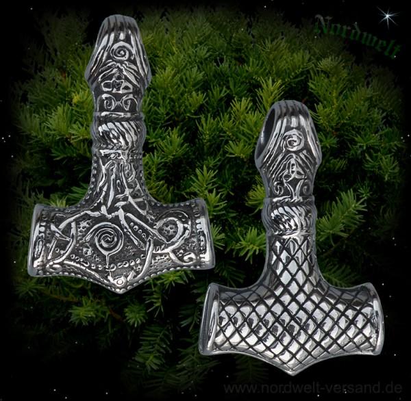 Thorhammer Mjönir, Thors-Hammer Edelstahl Nordwelt Versand