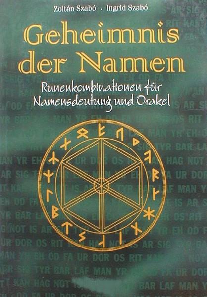 Buch Geheimnis der Namen Bücher Namensdeutung und Herkunft Buch Szabo