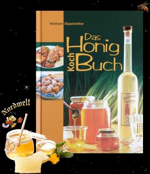 Das Honigkochbuch kochen mit Honig Buch backen und brutzeln Rezepte