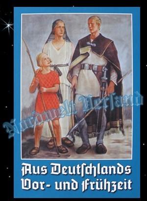 Buch Aus Deutschlands Vor- und Frühzeit- germanische Geschichte