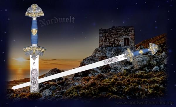 Wikingerschwert Nordmann - Deko-Schwert Dekorationswaffen
