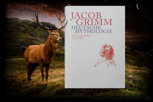 Buch Deutsche Mythologie von Jakob Grimm vollständige Ausgabe