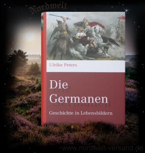 Die Germanen Buch germanische Frühgeschichte von Ulrike Peters