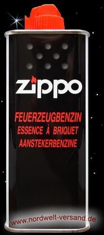 Original Zippo Feuerzeug Benzin 125ml