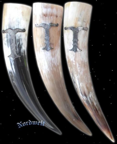 Trinkhorn mit großer Irminsul - 0,5 l