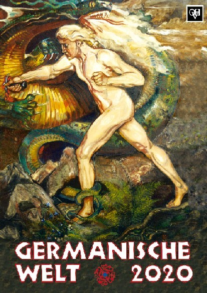 Kalender germansiche Welt Jahrweiser