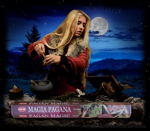 Räucherstäbchen Pagan Magic Asatru Räucher Magie Räucherware