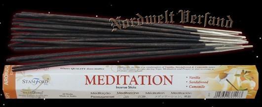 Räucherstäbchen Mystik / Meditation