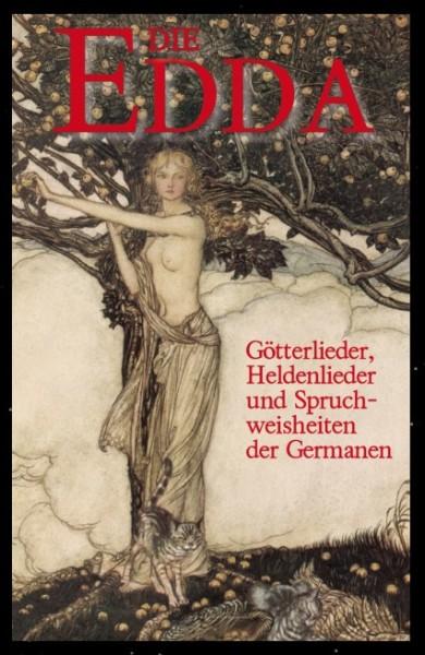 Die Edda - Germanische Göttersagen Buch von Manfred Stange germanische Religionsgeschichte