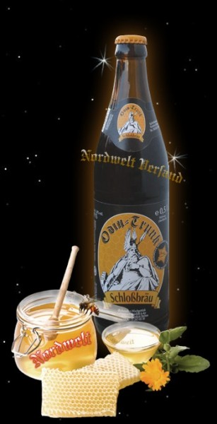 Odin- Trunk Honigbier Mischgetränk Bier mit Honig
