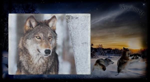 Platzdeckchen Wolf