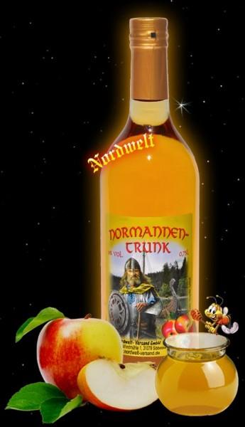 Normammen- Trunk Met Honigwein mit Apfelsaft Normannentrunk