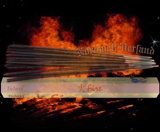 Räucherstäbchen Feuer Tulasi räuchern Räucherkegel und Räucher Zubehör