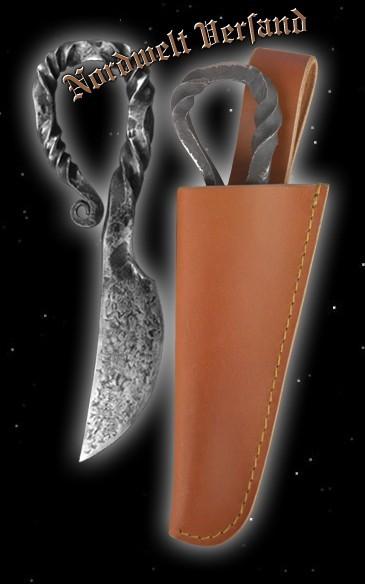 Damenmesser Grabfund Birka auch Eisenzeit Frühzeit germanisch keltisch