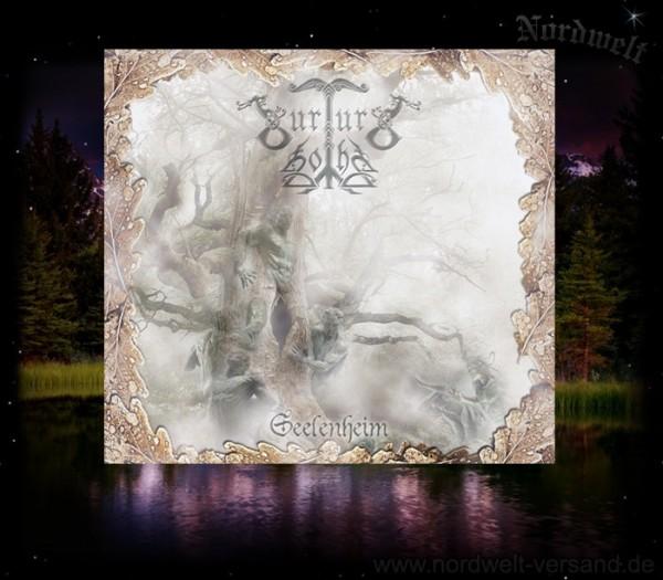 CD Surturs Lohe »Seelenheim« Pagan Musik Asatru Volklore