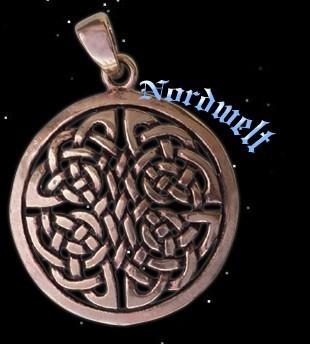 keltisch bronze Schmuck Bronzeschmuck Anänger