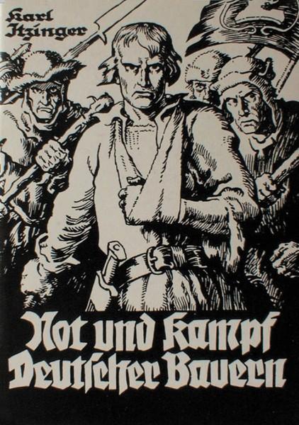 Karl Itzinger - Not und Kampf deutscher Bauern