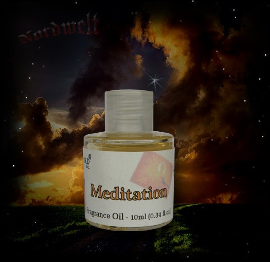 "Duftöl / Duft -Öl ""Meditation"""