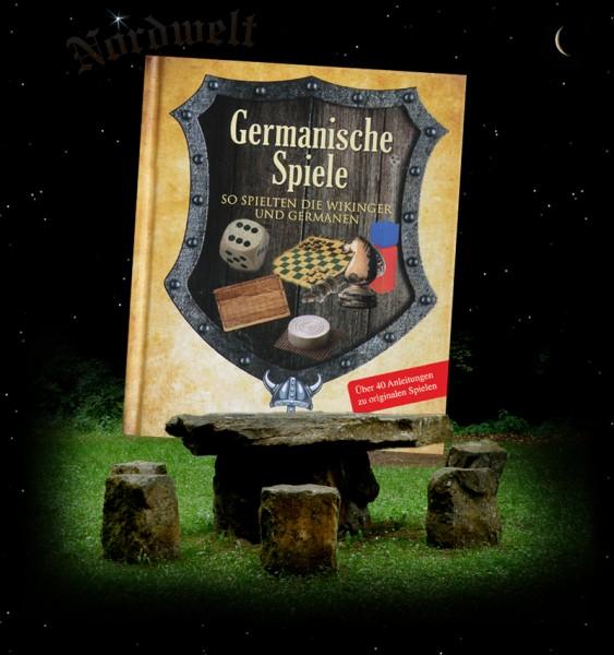 Buch Germanische Spiele Germanen und Wikinger Spielanleitungen Gisela Muhr