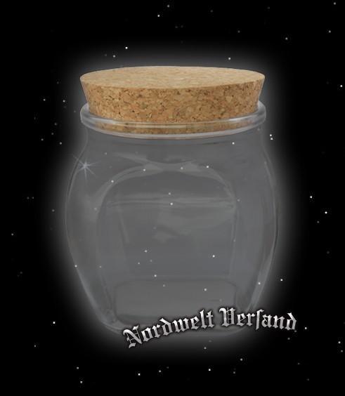 Vorratsgläser Robuste Gläser mit Korken 1000 ml