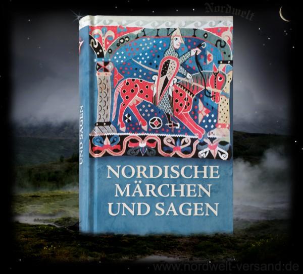Buch Nordische Märchen und Sagen Literatur Mythen und Legenden Skalden