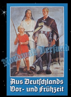 Aus Deutschlands Vor- und Frühzeit