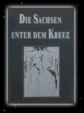 Asatru Christianisierung Die Sachsen unter dem Kreuz Heft der Artgemeinschaft- GGG e.V.