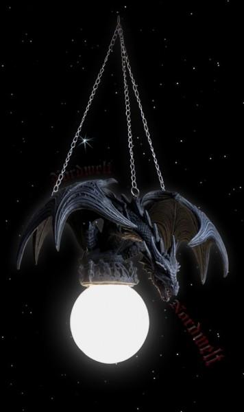 Drachen Deckenlampe Hängelampe Lampe mit Drache