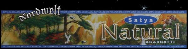 Natur Reucherstaebchen Satya Nag Champa Natural Räucher Zubehör